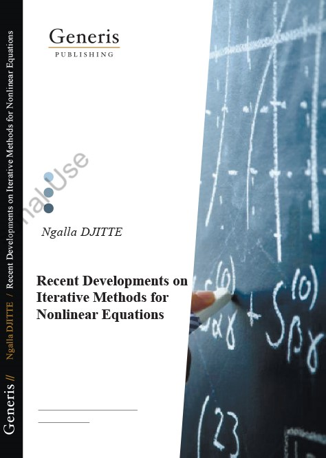 Recent Developments on Iterative Methods for Nonlinear Equations